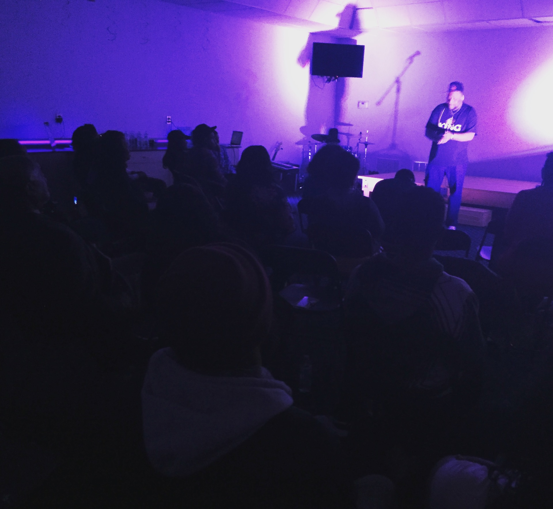 Poetry & Spoken Word March 2017