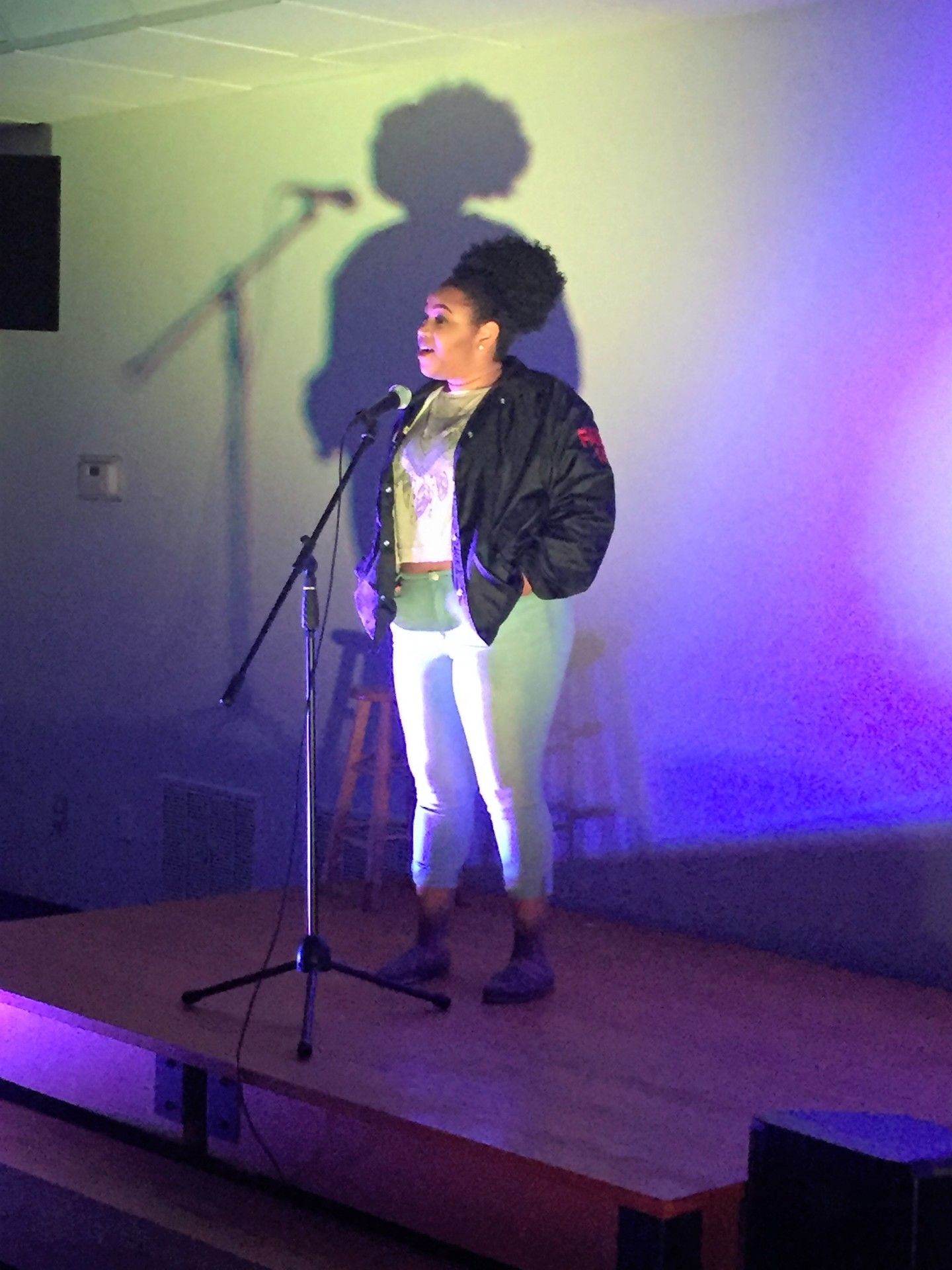 Poetry & Spoken Word Apr 2017