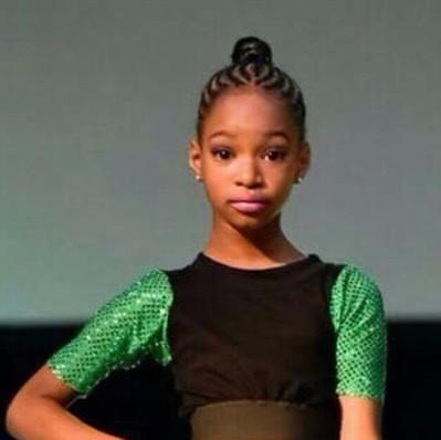 Aniyah (Dancer & Singer)