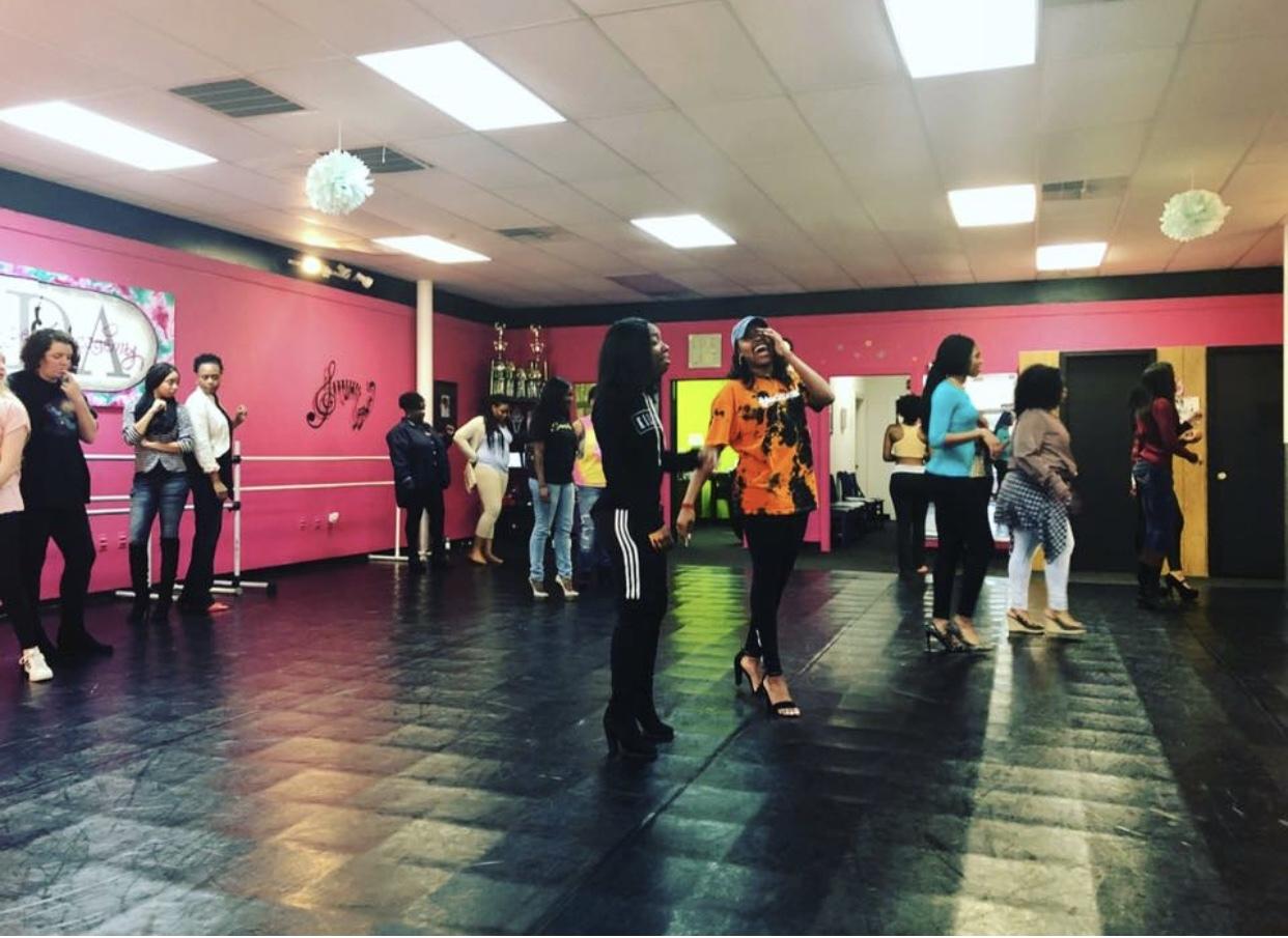 Katura Dance Academy (Model Practice 2018)