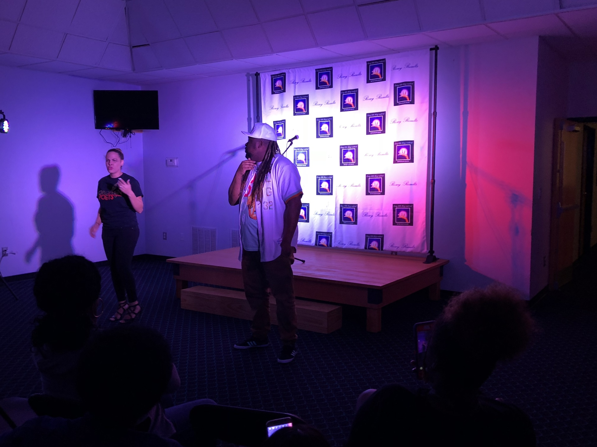 Poetry & Spoken Word Feb 2018