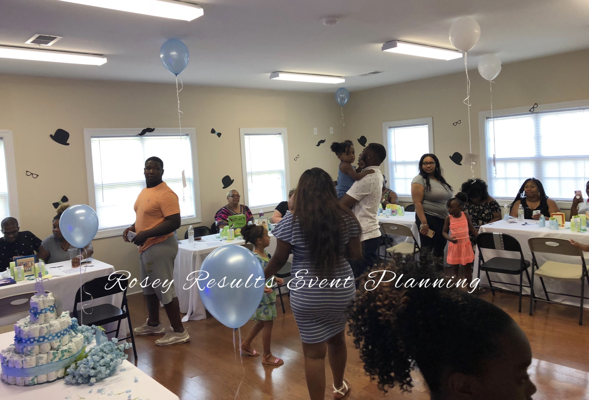 Little Man Baby Shower (May 2018)