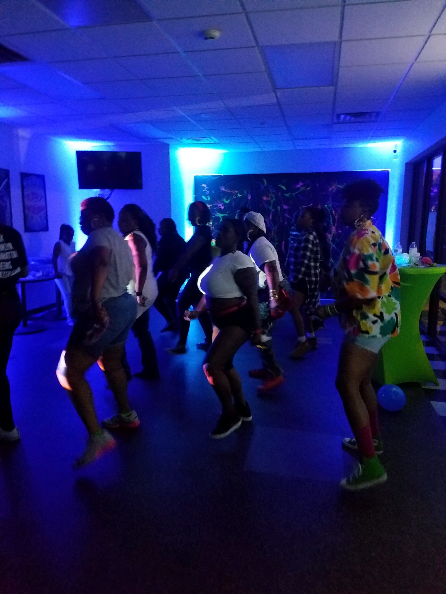 80s 90s Throwback Party (July 2018)