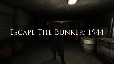 Escape The Bunker: 1944