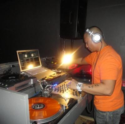 DJ Joe Navarro