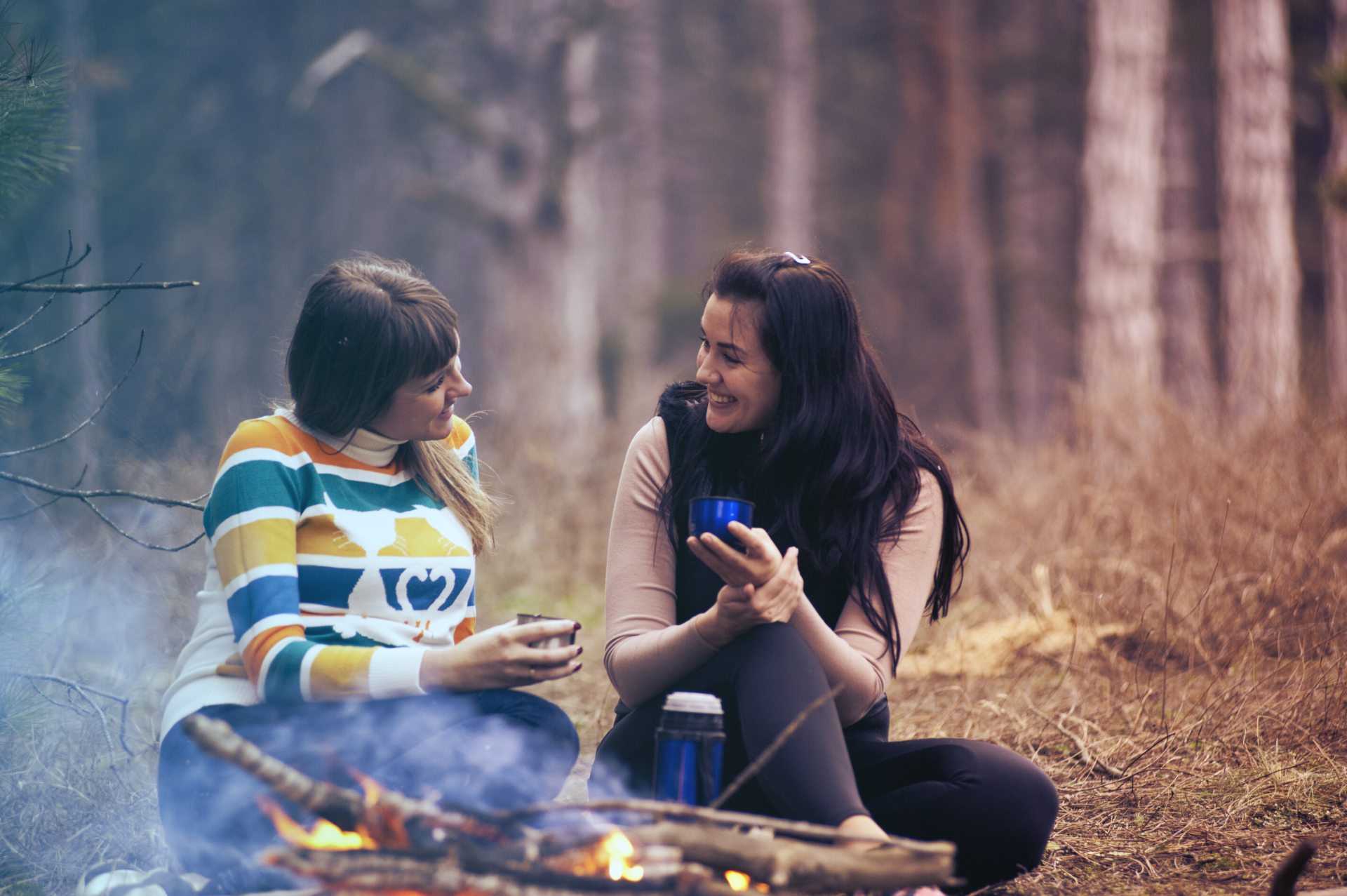 Some Favorite New England Family Campgrounds