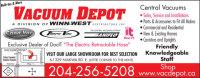 Vacuum Depot - Winn-West Distributors Inc