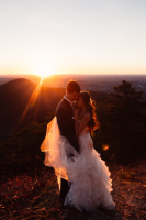 Blue Ridge Parkway, Mountain elopement packages, Ashley Steffens, Destination Elopement