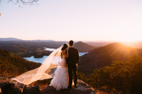 Blue Ridge Parkway, Mountain Elopement, Ashley Steffens, Destination Elopement