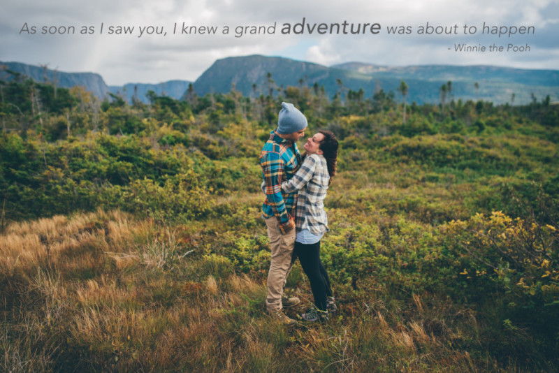 Dare to Say I Do'  Adventure Elopements