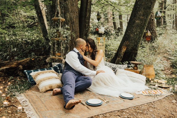 Asheville Elopements are Trending Hard