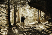 Pisgah Ranch Elopement, Destination Elopements WNC