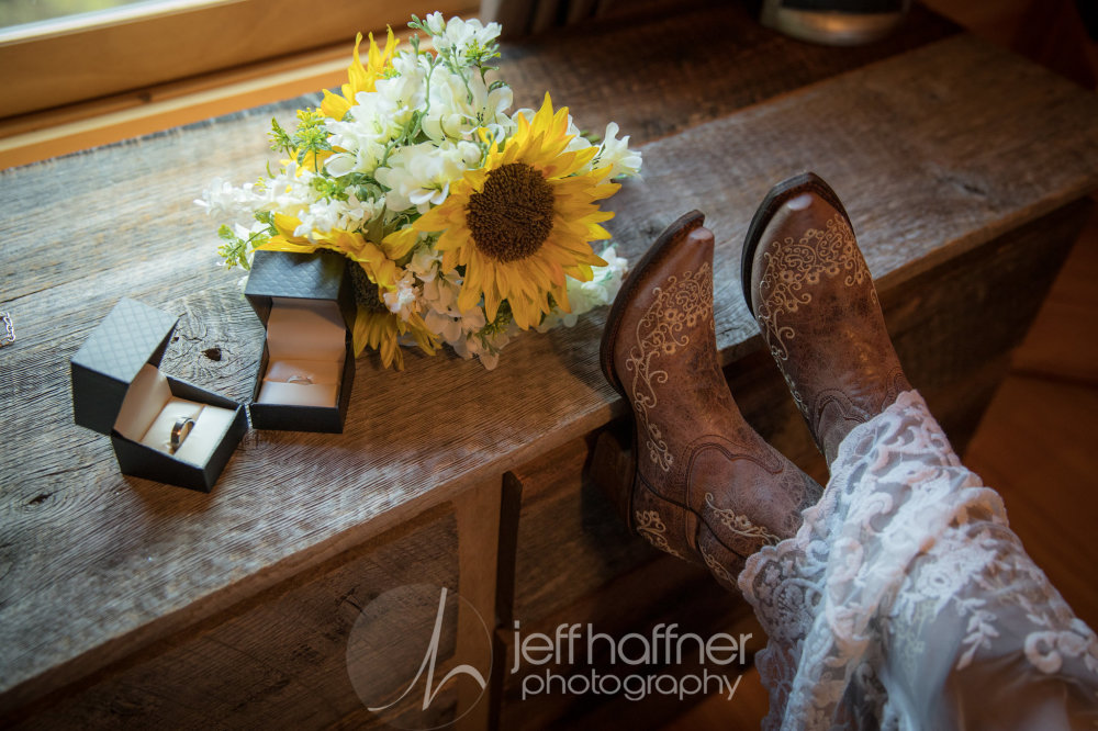 A Sunflower Inspired Elopement