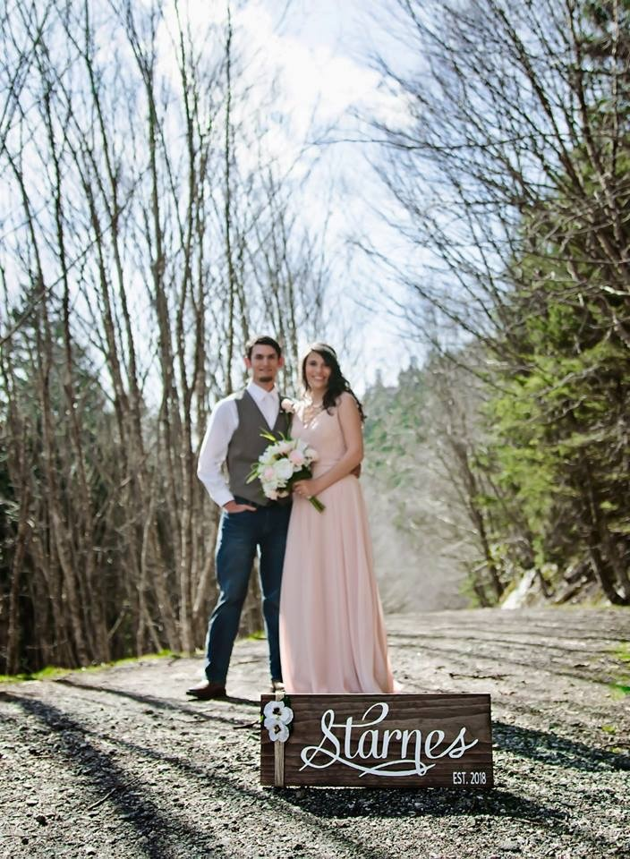 A Sweet Pop-up Wedding at Newfound Gap