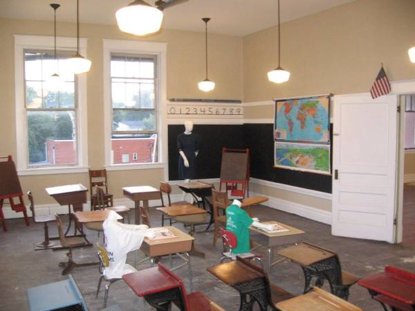 The William F. Murdoch Classroom