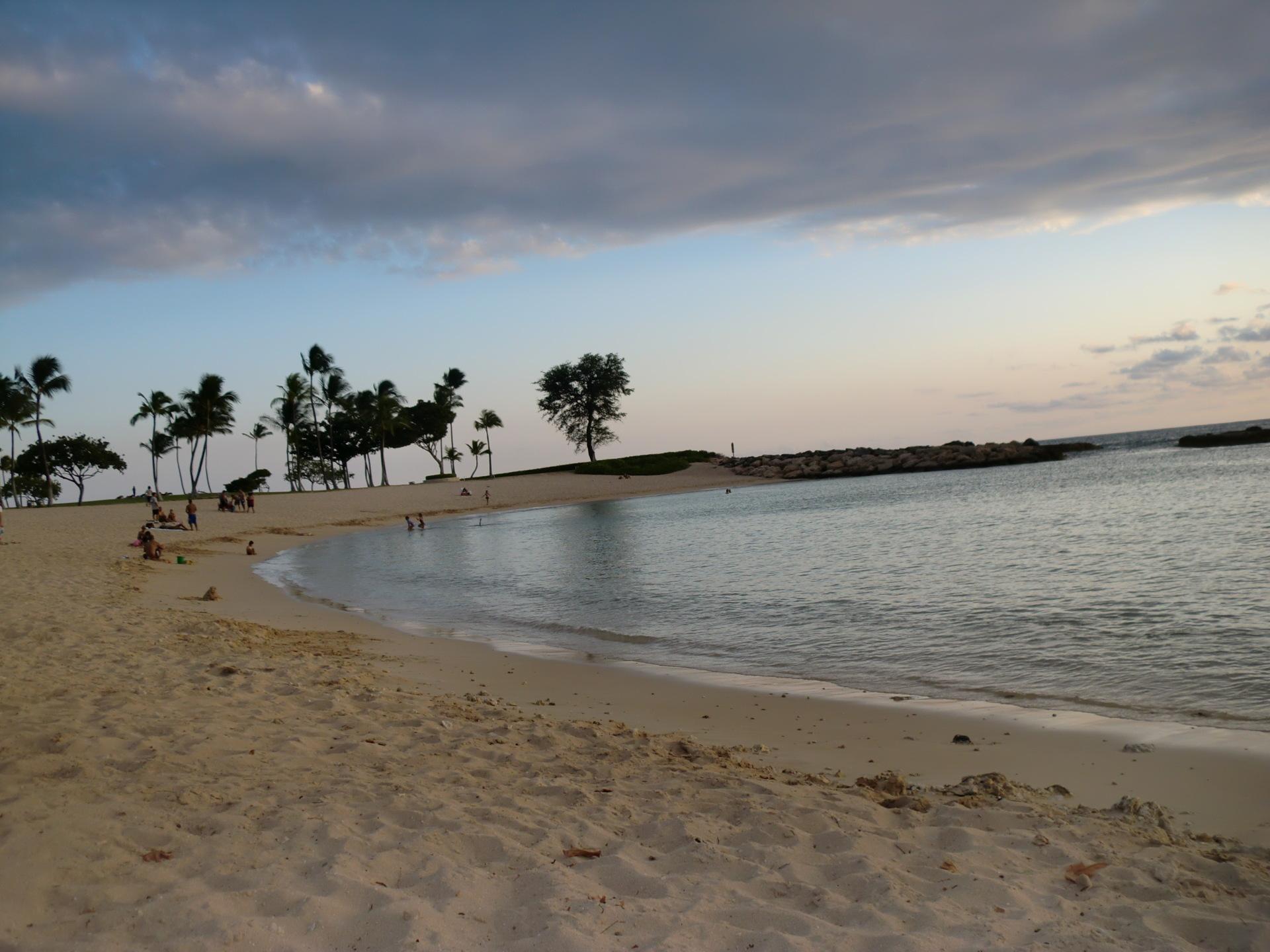Uma praia e um sentimento