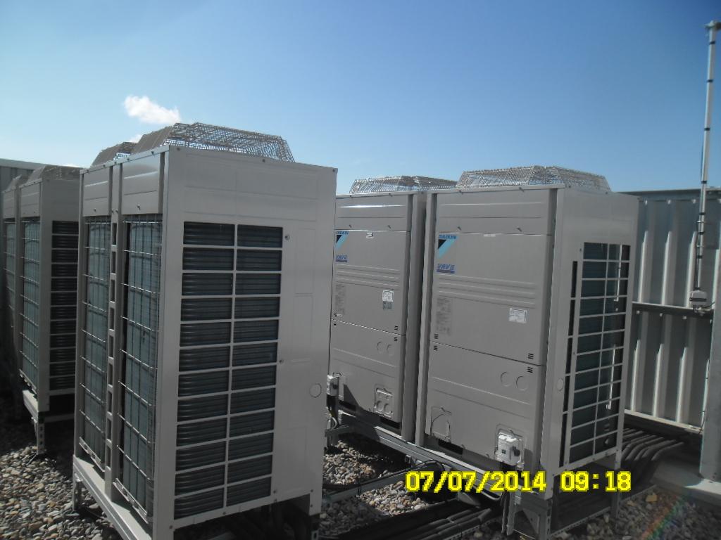 VRV VRF  system