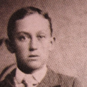 Tyrus Cobb at Age 12.