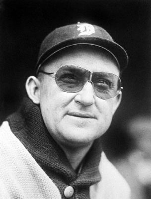 Manager Ty Cobb In 1925