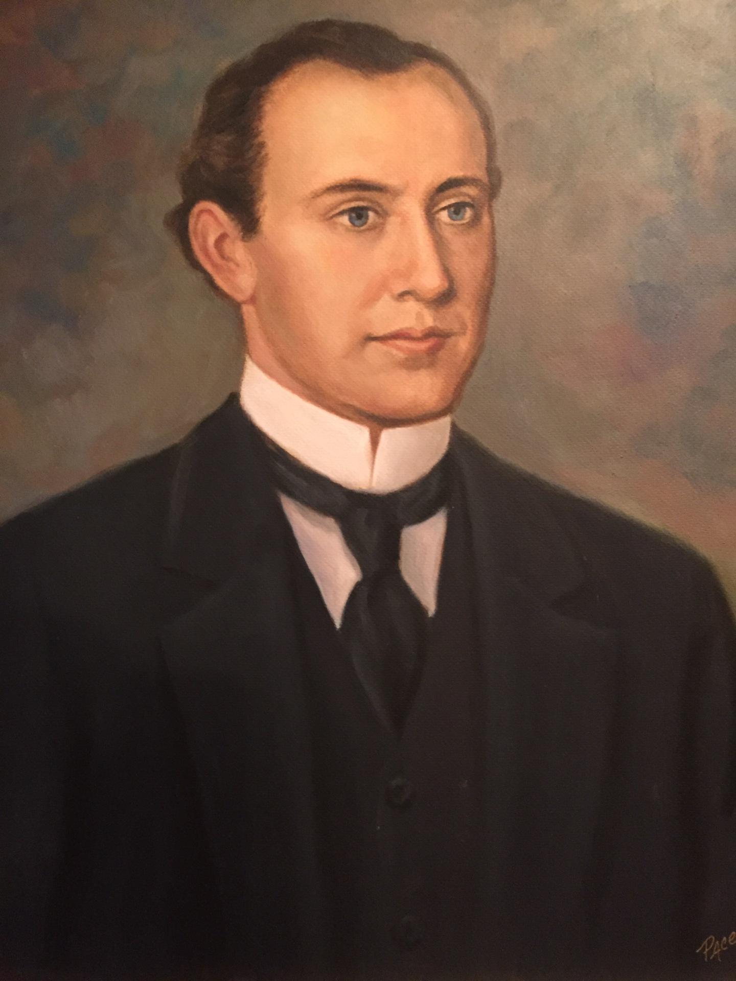 Professor William Herschel Cobb