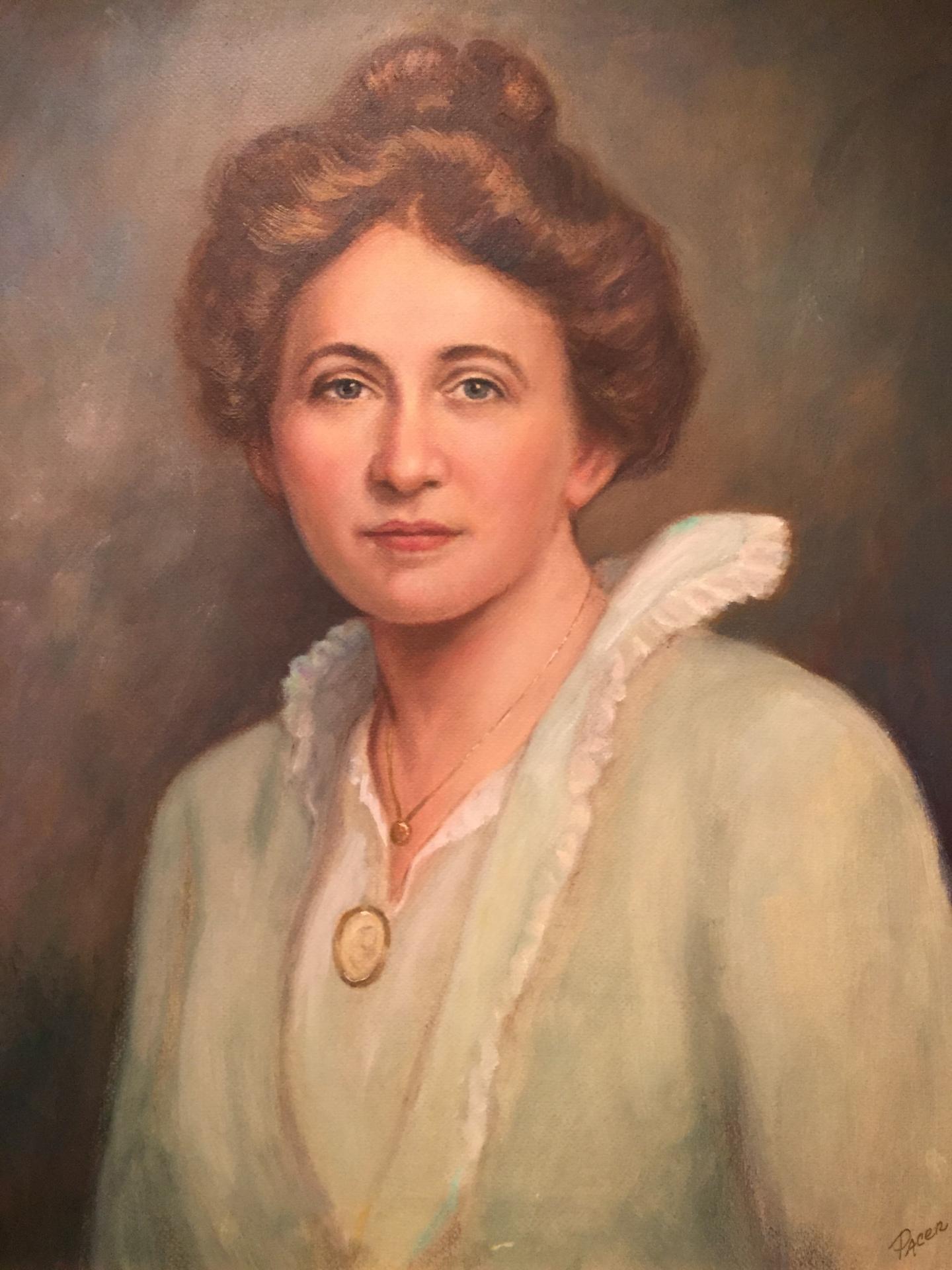 Mrs. Amanda Chitwood Cobb