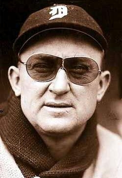 Manager Ty Cobb Of The Detroit Tigers