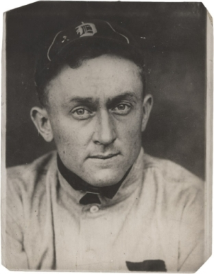 Young Ty Cobb
