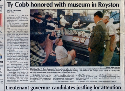 July 18, 1998 Athens Dailey News (Athens, Ga.)
