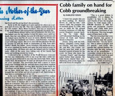 May 10, 1995 The News Leader (Royston, Ga.)