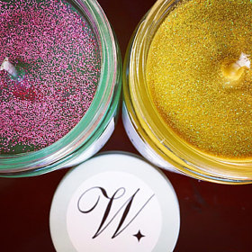 Friday's Featured Crafter - Wishes Candle Co.