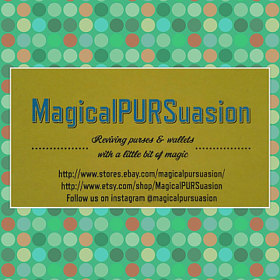 Friday's Featured Crafter - Magical PURSuasion