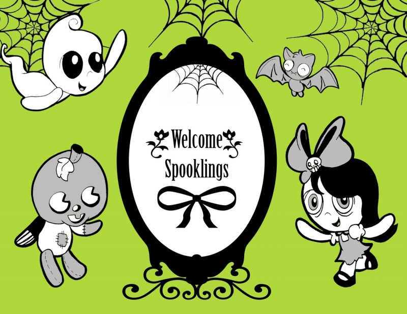 Friday's Featured Crafter - Spooksieboo