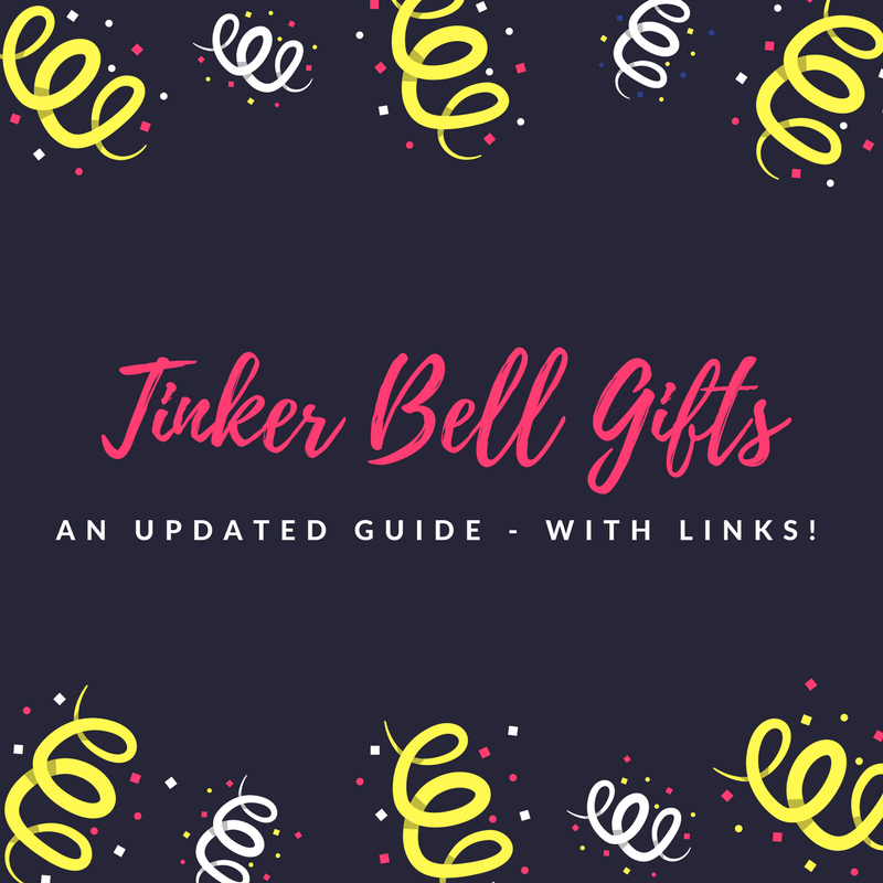 Why Tinker Bell Gifts May Be the Best Thing about Your Disney Vacation