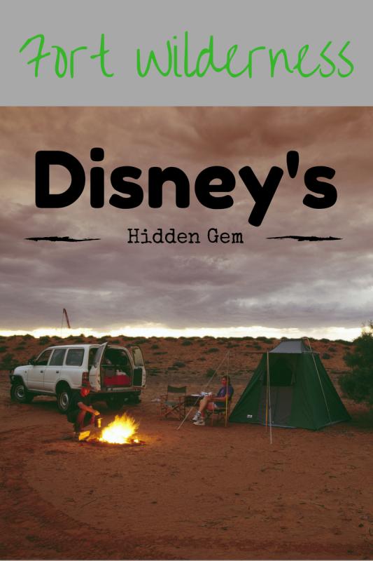 Fort Wilderness - Disney's Hidden Gem
