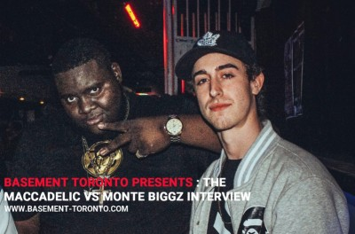 Basement Toronto Presents: The Monte Biggz Vs Macadelic Interview