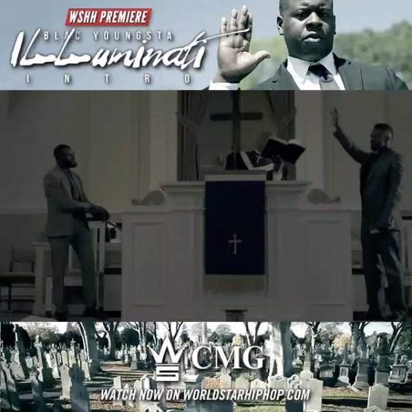 Blac Youngsta - Illuminati Intro