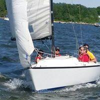 Sonar sailboat
