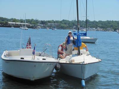 Yacht Club Launch