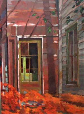 Through the Green Door