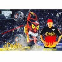 monsterJam, European Tour, El Diablo, Nic Granlund, Monster truck, professional driver