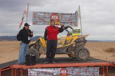 BITD, Best in the Desert, Nic Granlund, winner, podium, suspension, performance, suspension