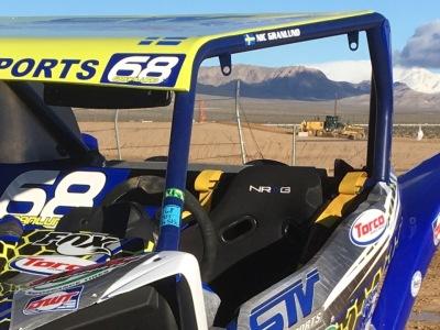 NRG RACING SEATS
