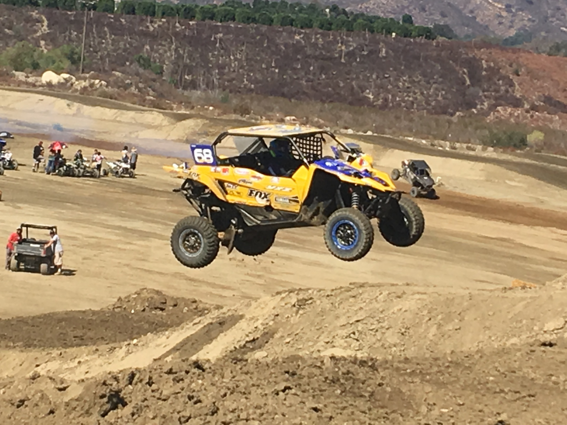 Yamaha YXZ1000R, lonestar suspension, long arm travel, performance racing, off-road racing, Nic Granlund, NRG seats, GBC tires, DWT Wheels, TORCO