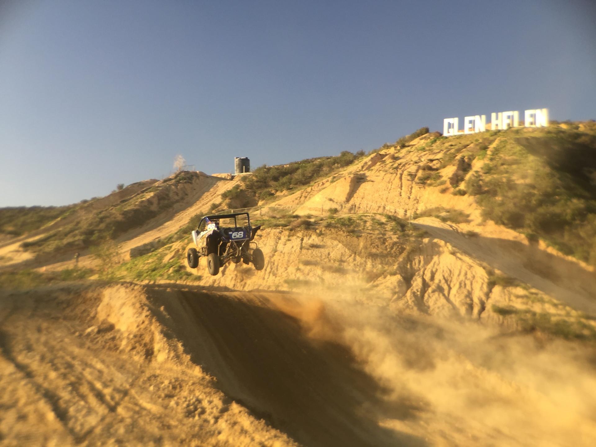 Glen Helen Dirt Series