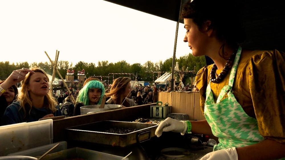 bakbrommer festival catering