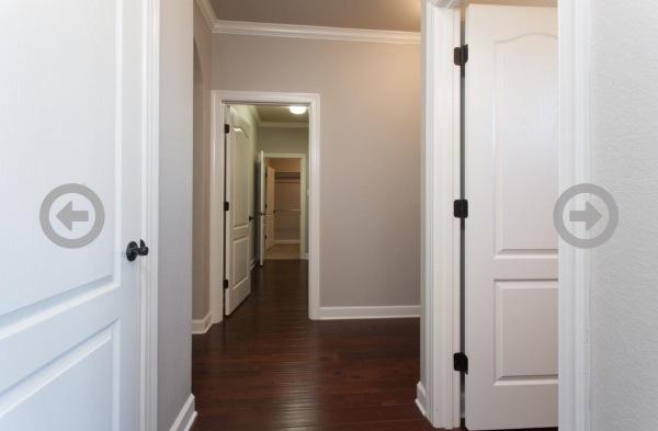 Stillwater Home Hallway
