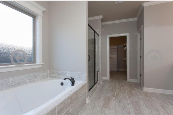 Stillwater Home Master Bath
