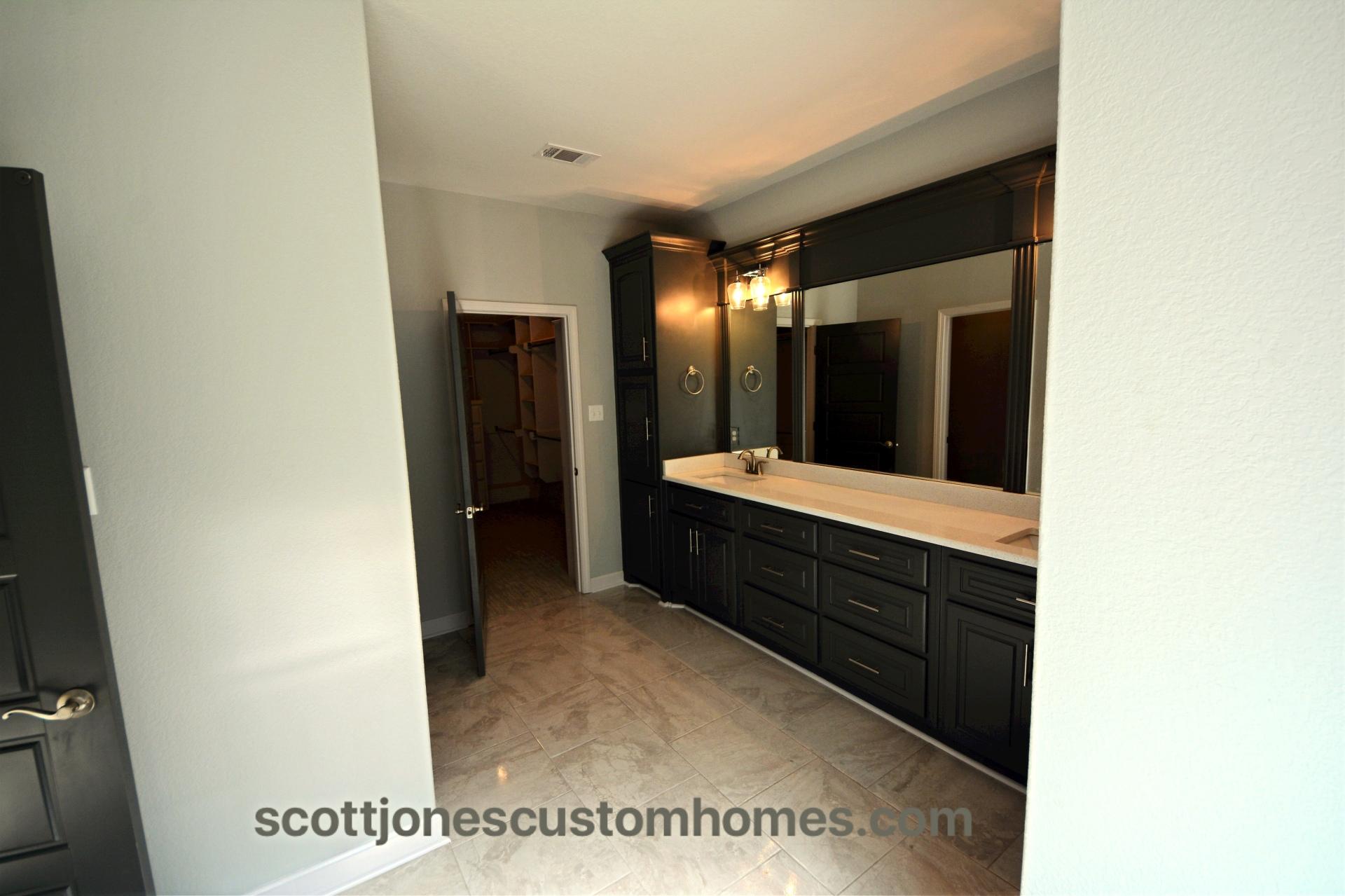 Maelstrom Home Master Bathroom