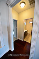Maelstrom Home Hallway to Full Bathroom and 2 Bedrooms