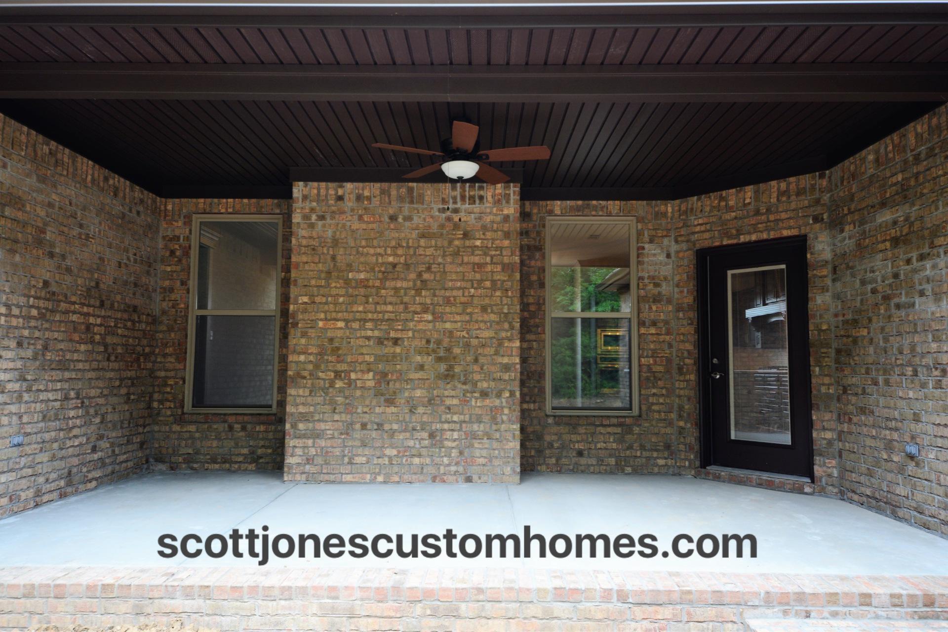 Maelstrom Home Back Porch